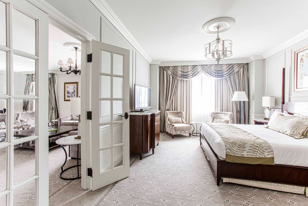 Belmond Charleston Place Luxury Suite, Charleston SC
