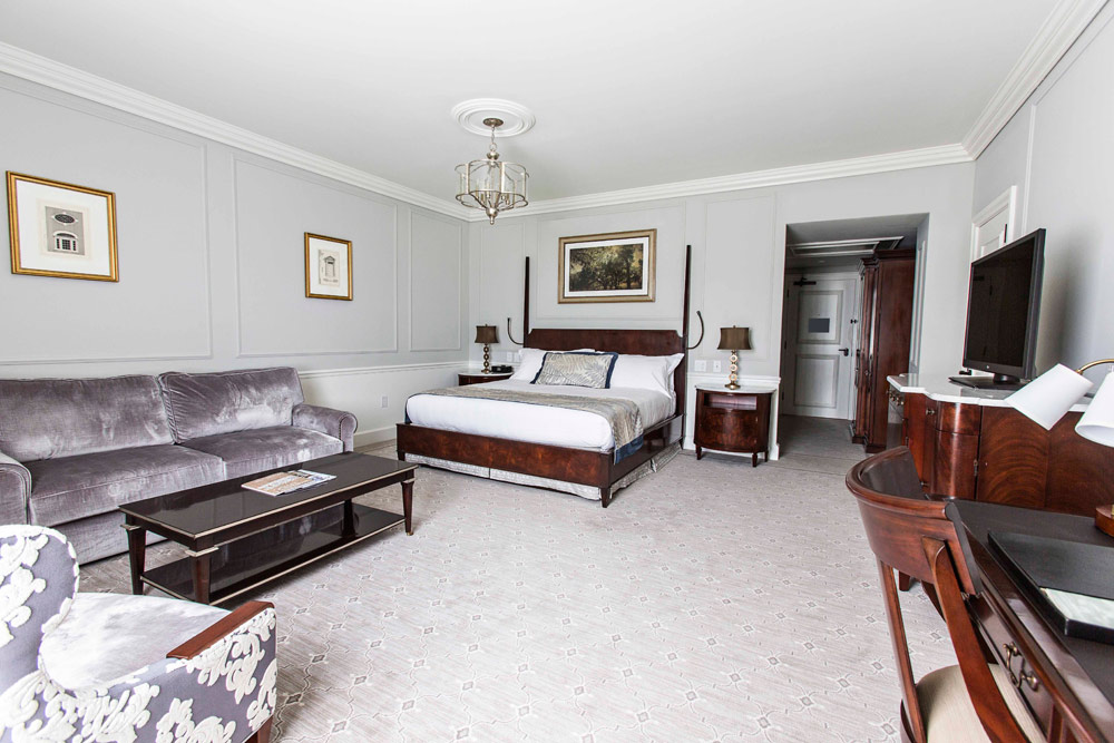 Belmond Charleston Place Junior Suite, Charleston SC