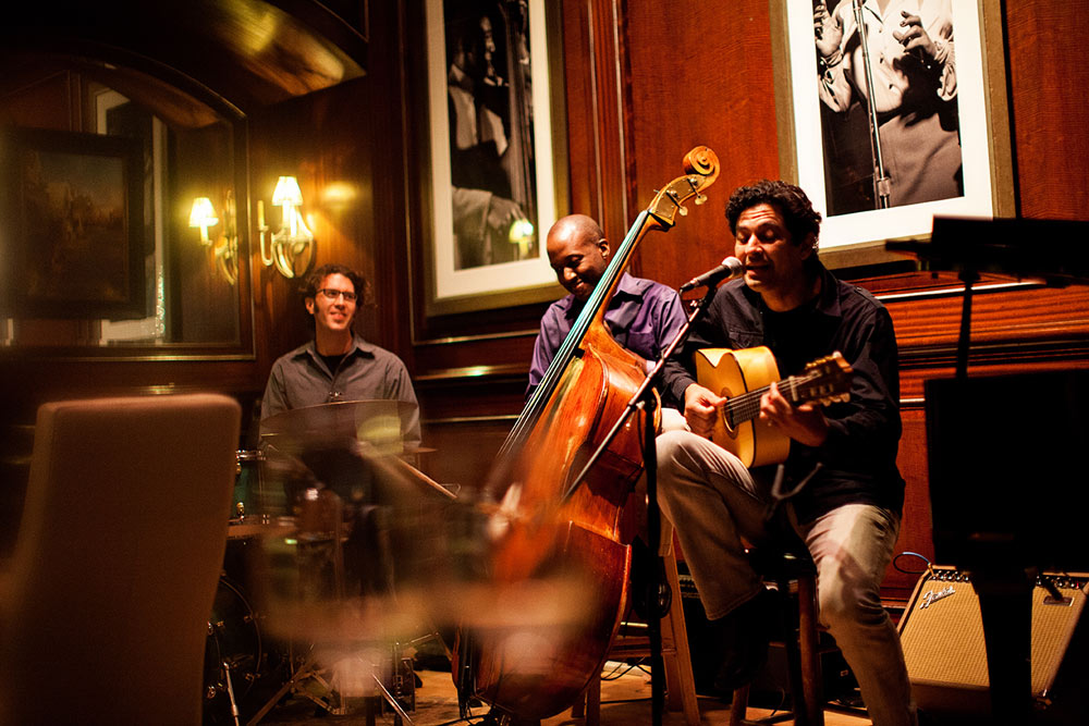 Experience nightly live jazz at The Charleston Grill at Belmond Charleston Place
