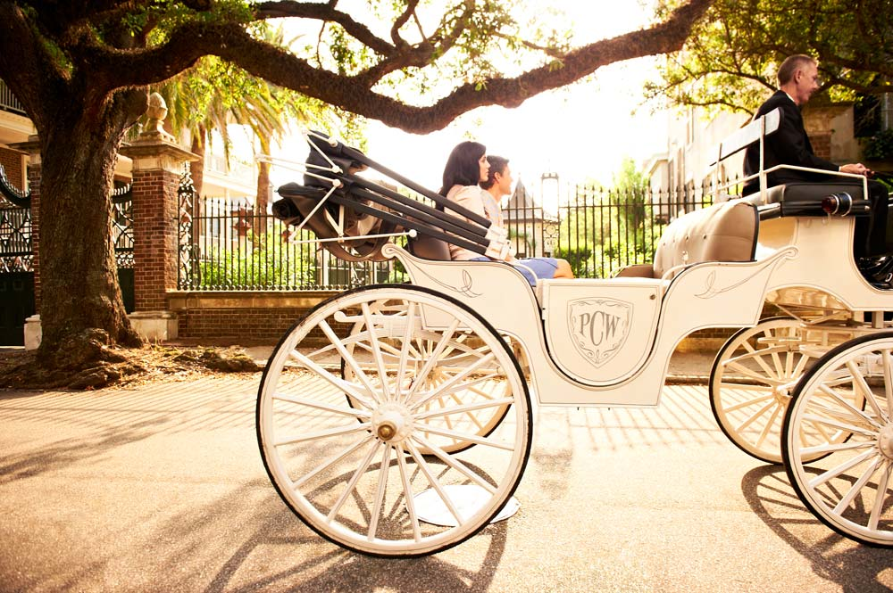 Charleston Carriage Ride at Belmond Charleston Place