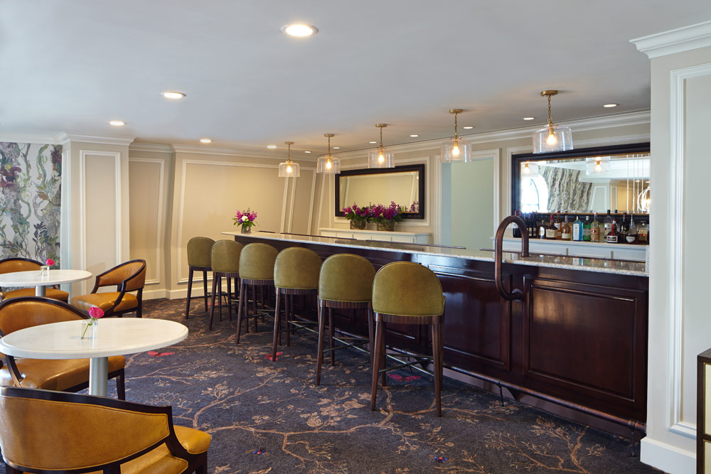 Exclusive club level of The Belmond Charleston PlaceCharlestonSC