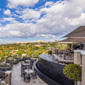 View from Four Seasons Hotel Westcliff, Johannesburg, South Africa