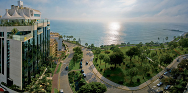 Miraflores Park Hotel View