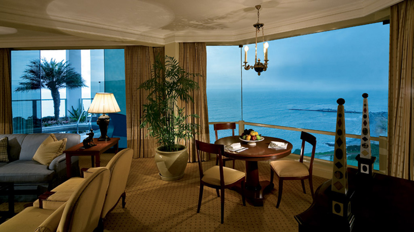 Miraflores Park Hotel Presidential Suite