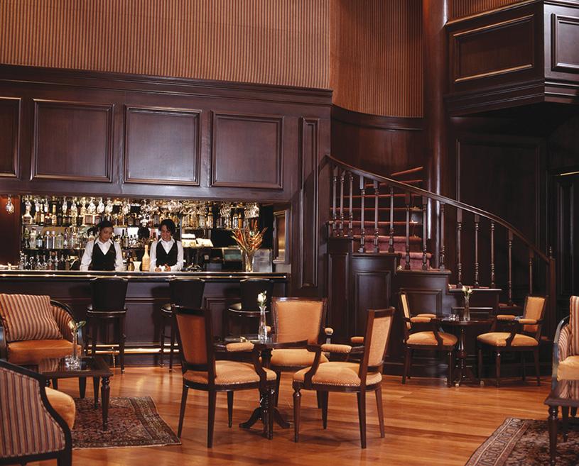 Miraflores Park Hotel Bar
