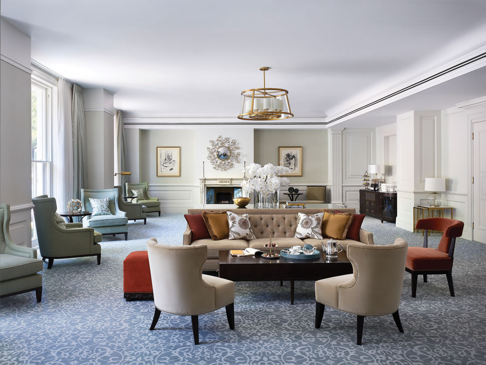 Drawing Room at The Langham Sydney