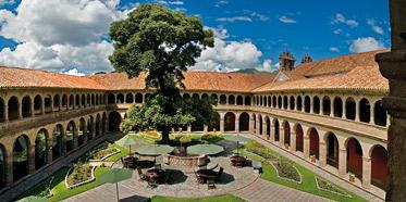 Hotel Monasterio Del Cusco Exterior