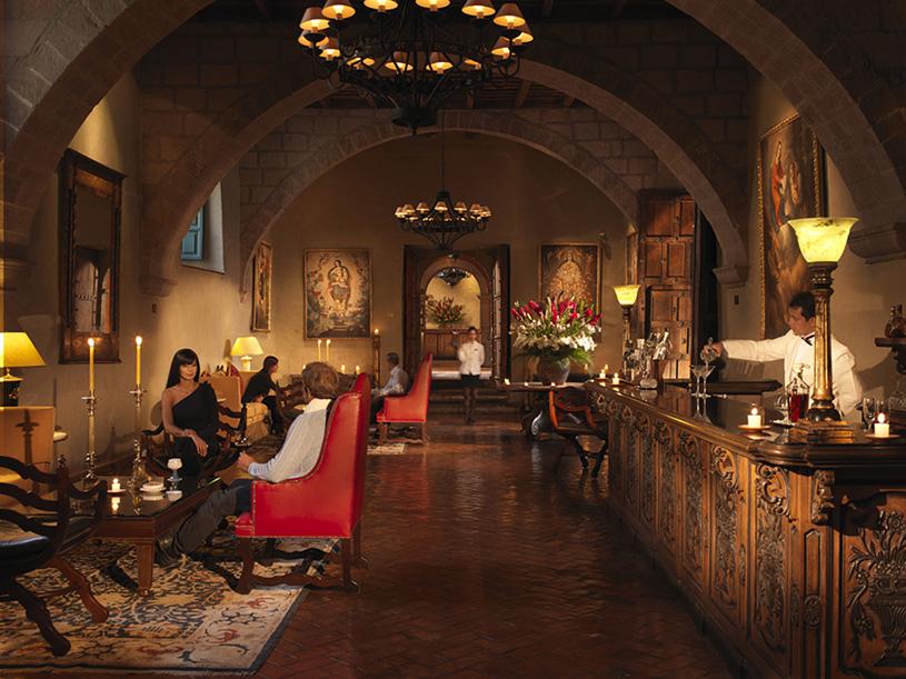 Hotel Monasterio Del Cusco Guest Area