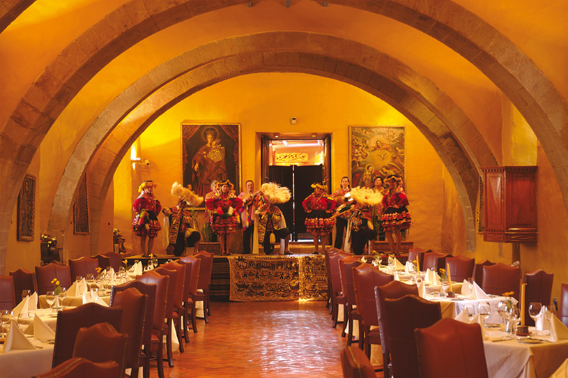 Hotel Monasterio Del Cusco Restaurant