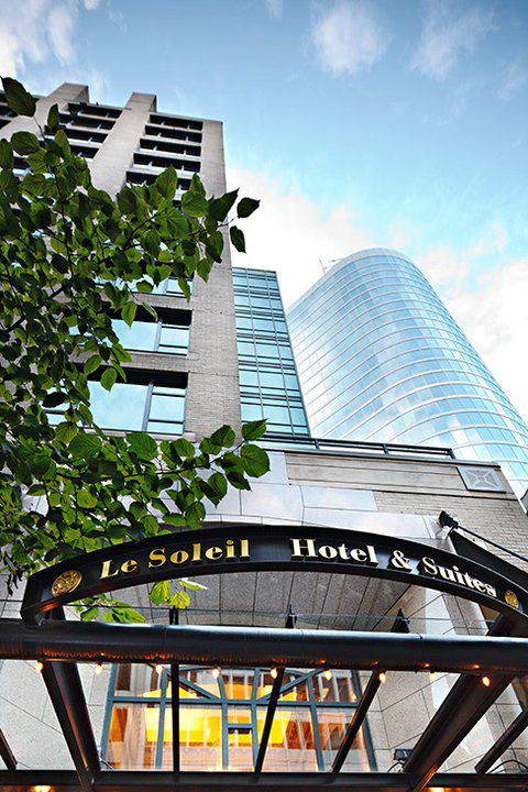 Le Soleil Hotel and Suites