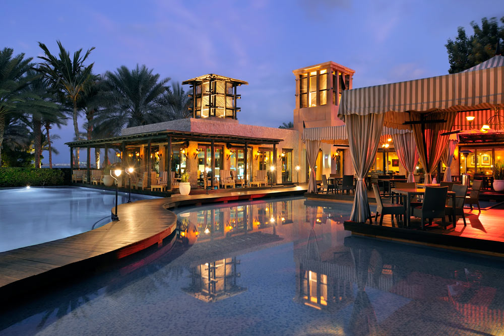 Pool Beach Resort at One and Only Royal Mirage PalaceDubai