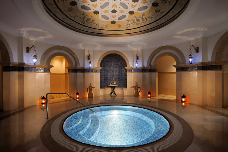 Spa at One and Only Royal Mirage PalaceDubai