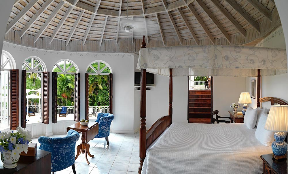 Villa Suite at Round Hill Hotel And Villas Montego Bay, Jamaica