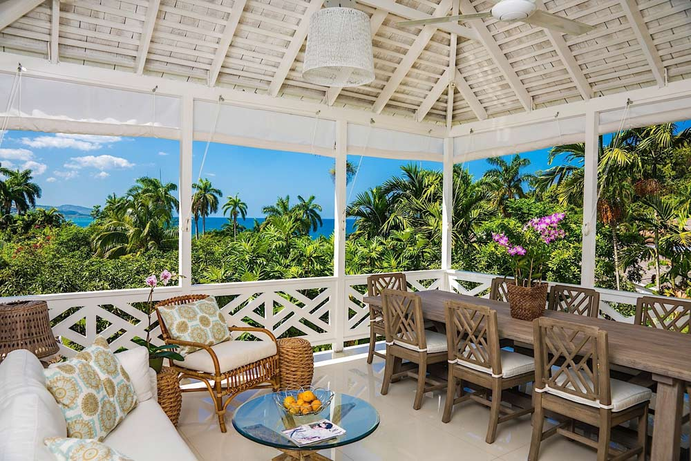 Villa Terrace at Round Hill Hotel And Villas Montego Bay, Jamaica