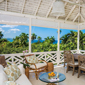 Villa Terrace at Round Hill Hotel And Villas Montego BayJamaica