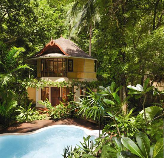 Rayavadee Hydro Pool Pavilion