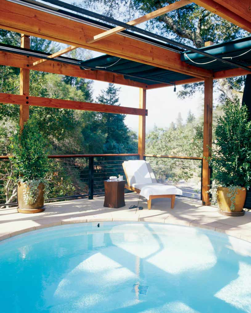 The Watsu Spa at The Calistoga Ranch