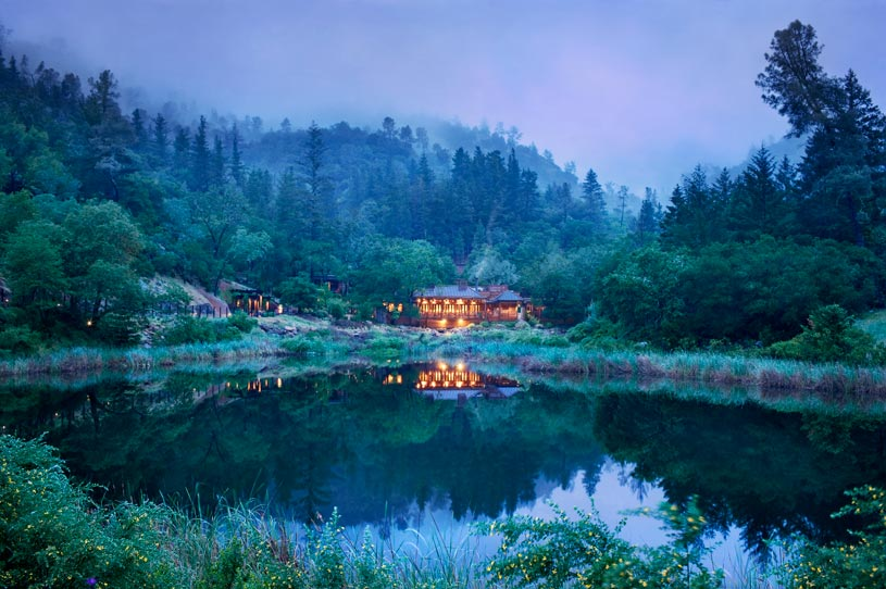Lakehouse at The Calistoga Ranch