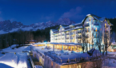 Cristallo Palace Hotel and Spa