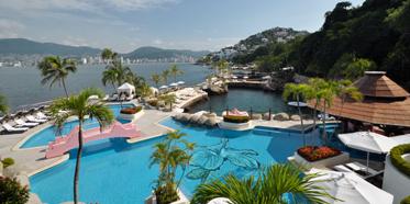 Las Brisas Acapulco Hotel, Mexico