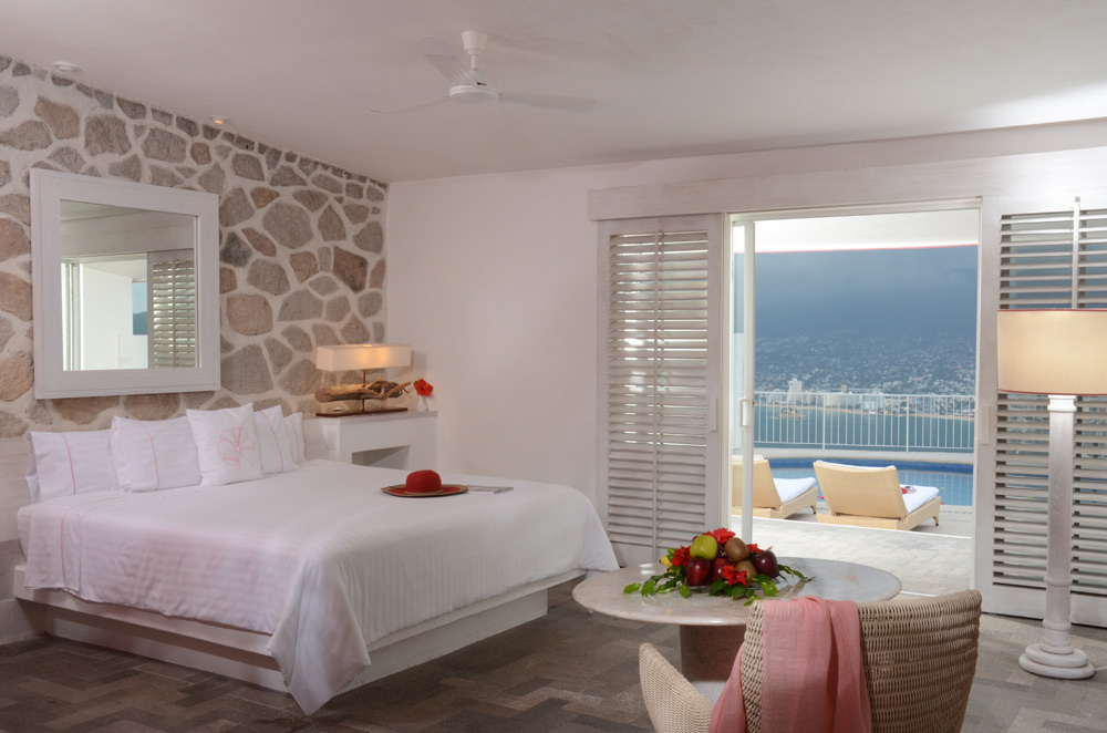 Master Guestroom at Las Brisas Acapulco HotelMexico