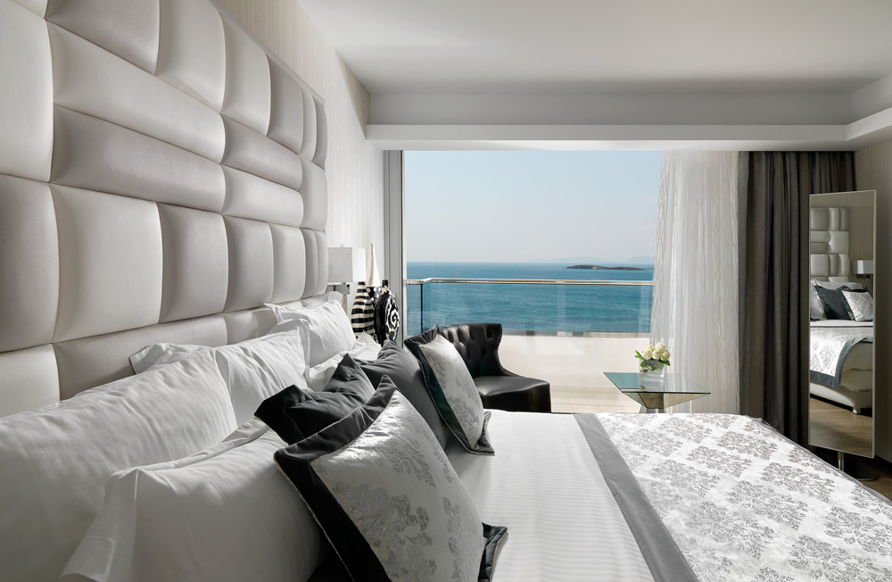 Presidential Suite Guestroom at Divani Apollon Palace And SpaGreece