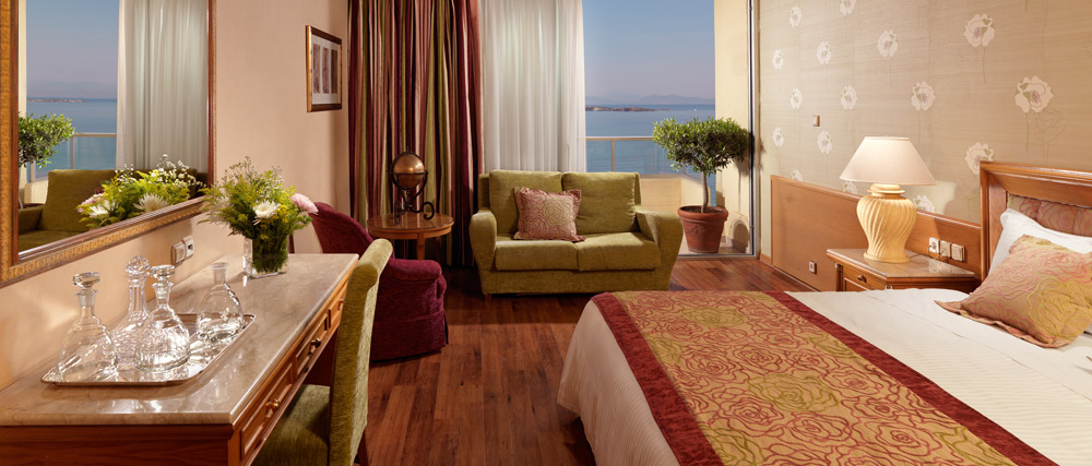 Superior Room at Divani Apollon Palace And SpaGreece