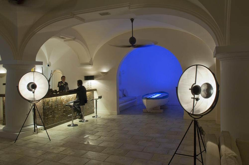 Bar Degli Artisti at Capri Palace Resort and SpaItaly