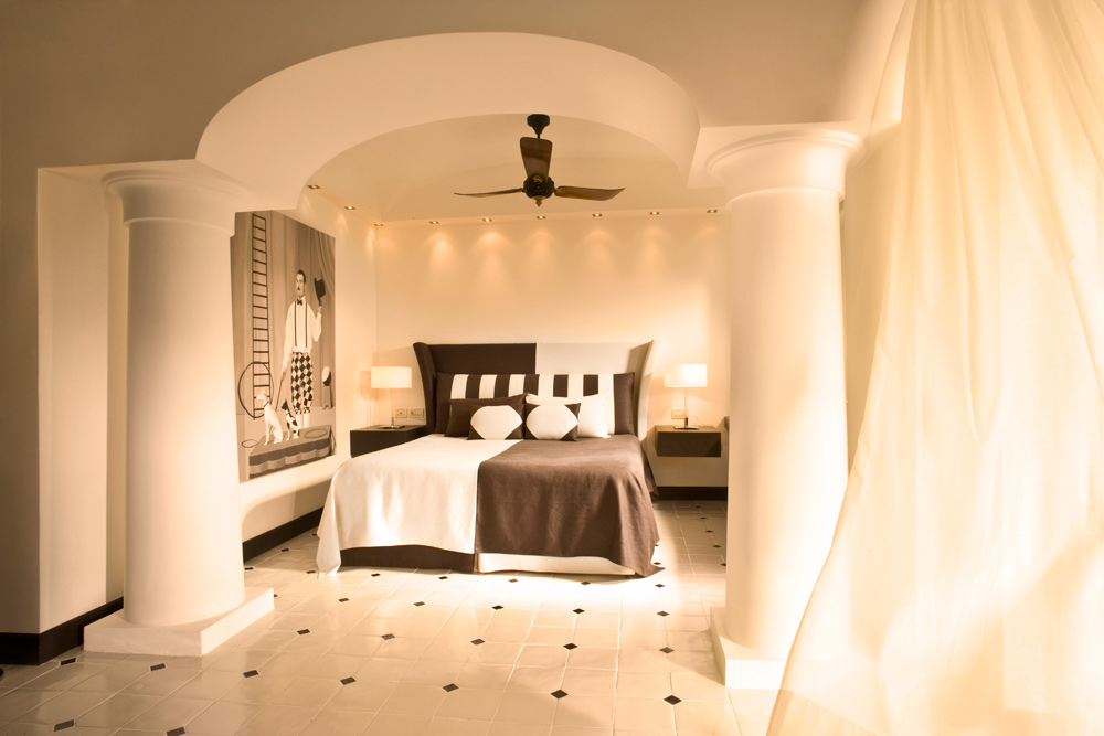 IL Circo Junior Suite Hill Side at Capri Palace Resort and Spa, Italy