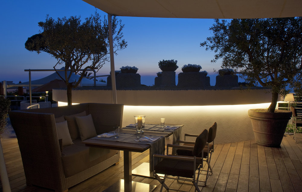 Ragu Bistrot at Capri Palace Resort and Spa, Italy