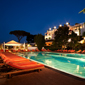 Exterior Pool View at Capri Palace Resort and SpaItaly