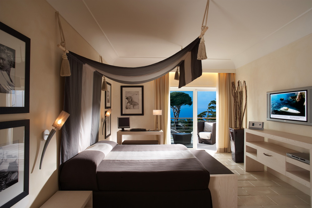 Monroe Suite at Capri Palace Resort and SpaItaly