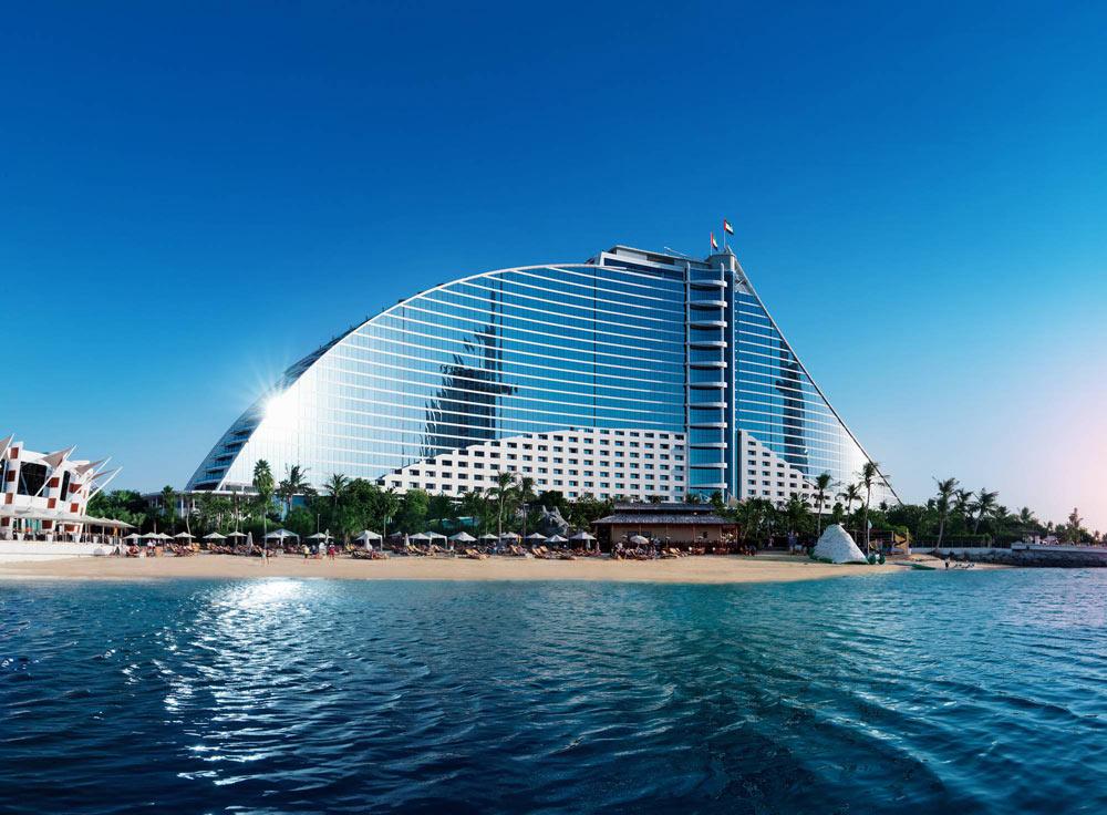 Jumeirah Beach Hotel Dubai Five Star Alliance