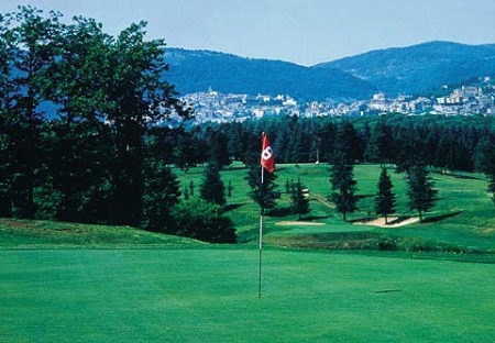 Fiuggi Golf Course