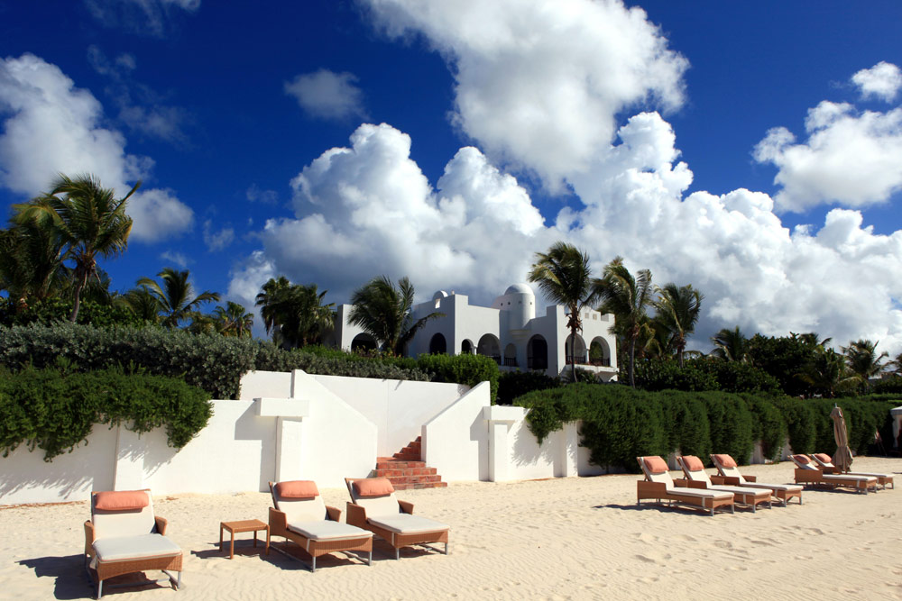 Cap Juluca beach, Maundays Bay, Anguilla