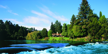 The Huka Lodge