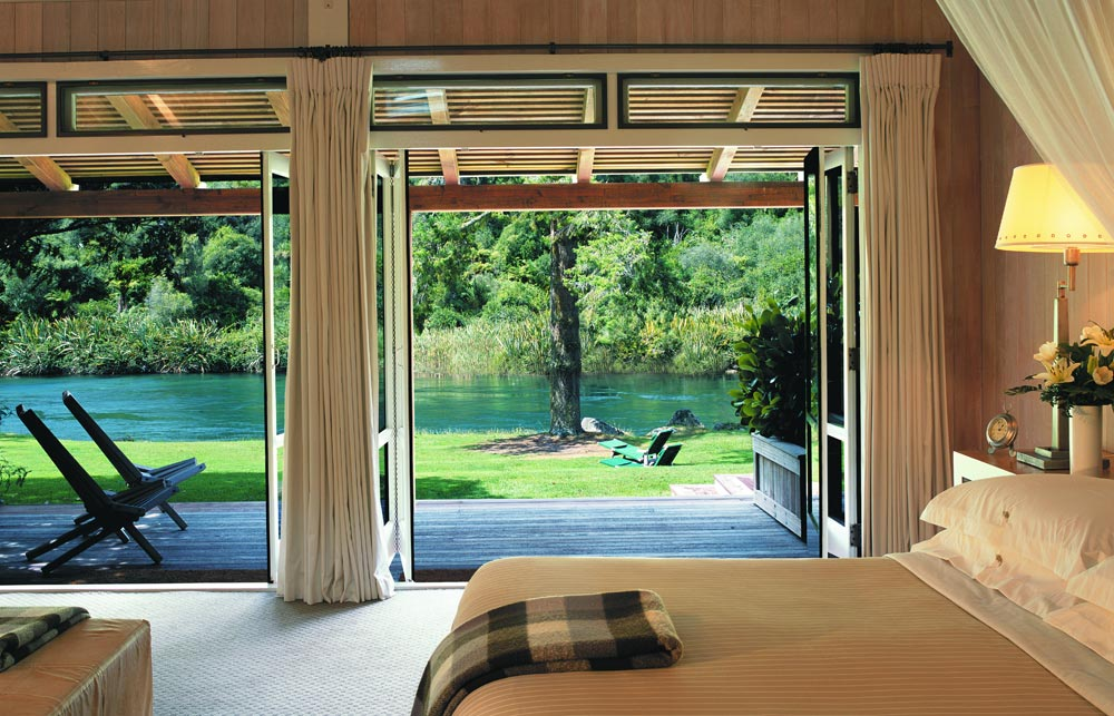 Lodge Suite at The Huka LodgeNew Zealand