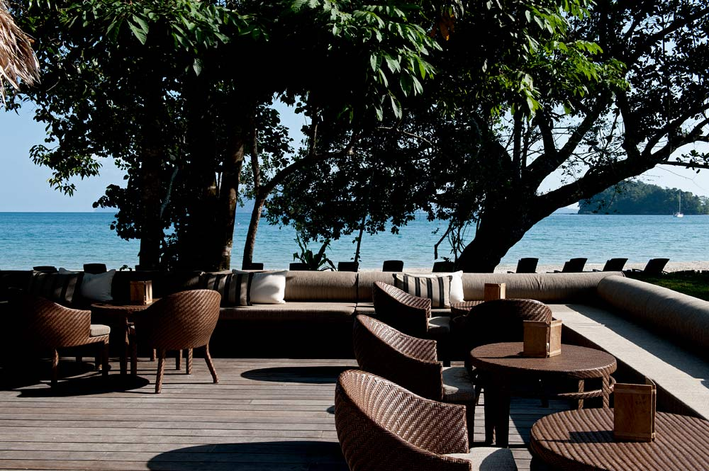 The Beach Club Bar at The Datai Langkawi, Malaysia