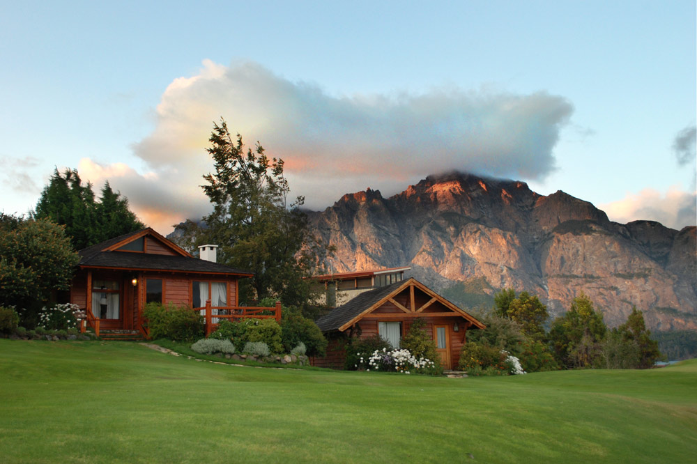 Moreno Lake Cabin at Llao Llao Hotel BarilocheArgentina