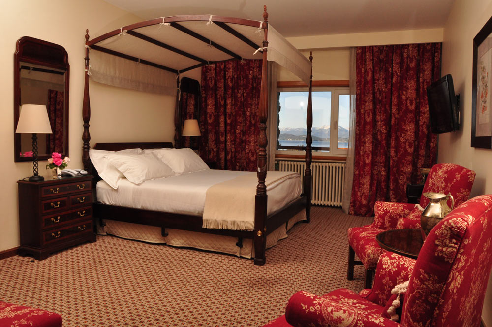 Presidential Suite at LLao LLao Hotel BarilocheArgentina