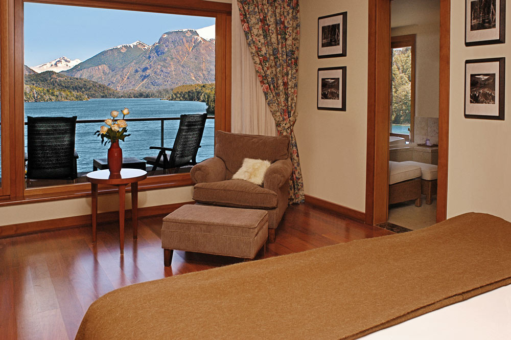 Deluxe Moreno Studio with Lake View at Llao Llao Hotel BarilocheArgentina