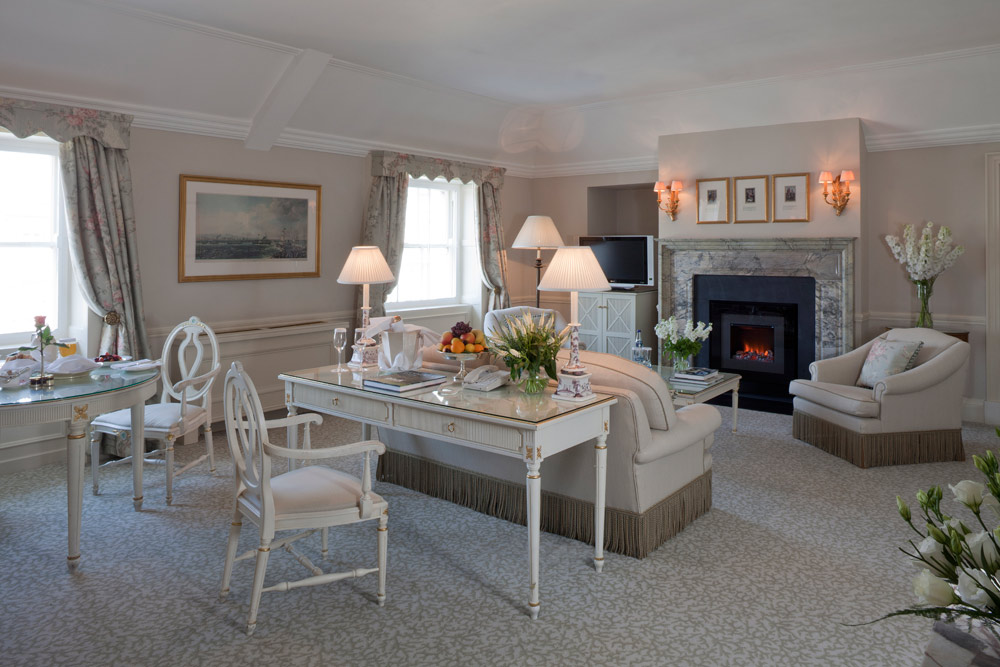 Speciality Suite at The MerrionDublin