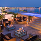 Rooftop Lounge at Hotel Barriere Le Majestic Cannes, France
