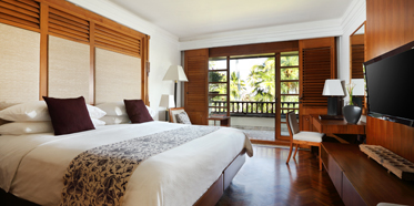 Premier King Room at Nusa Dua Beach Hotel And Spa DenpasarIndonesia