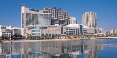 Beach Rotana Hotel And Towers Abu Dhabi Uae Lounge Exterior