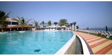Beach Rotana Hotel And Towers