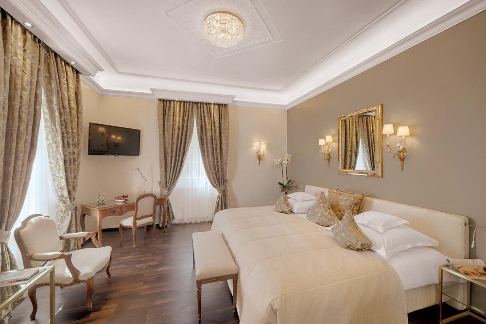 Guestroom at Europaeischer Hof Hotel Europa, Germany