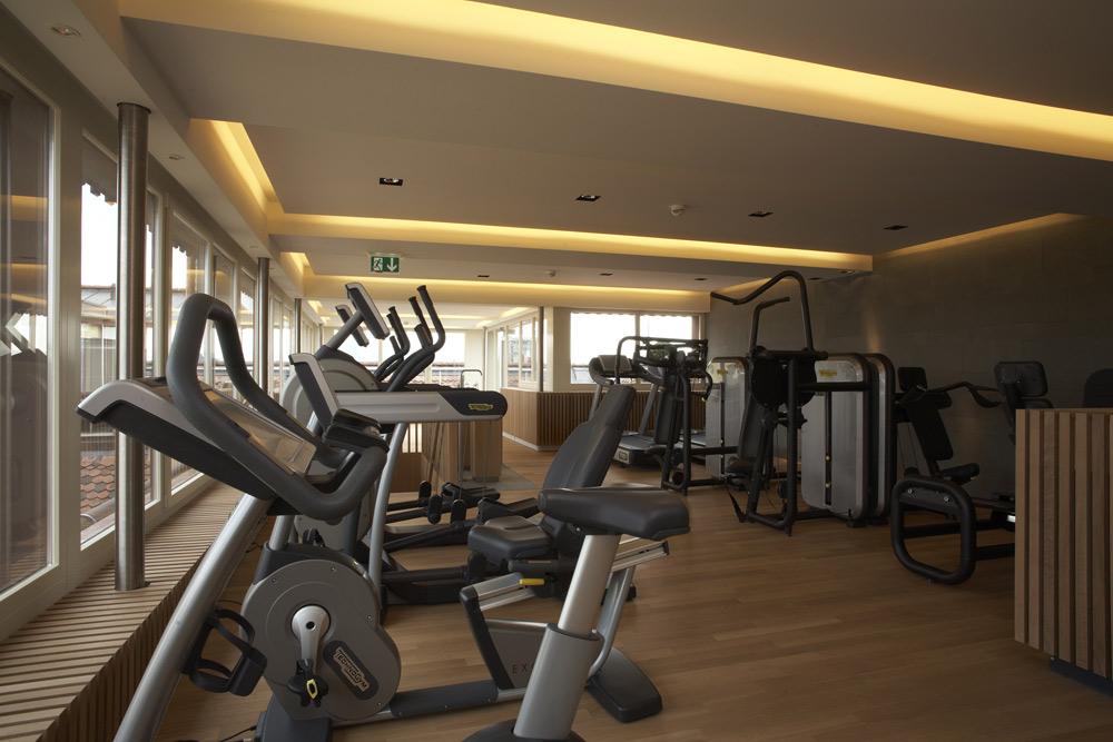 Fitness Center at Bellevue PalaceBerneSwitzerland