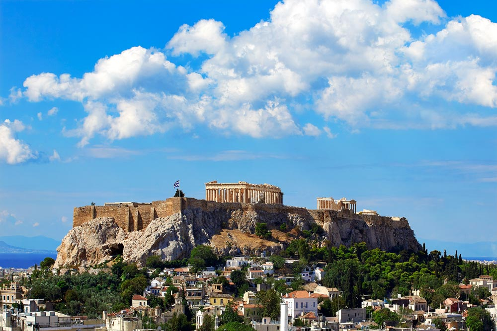 King George Palace | Athens, Greece