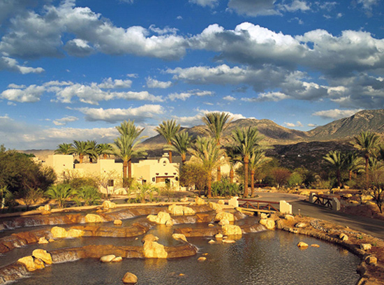 Miraval Arizona Resort and Spa Exterior